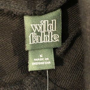 wild fable Tops - Hoodie Sweatshirt Wild Fable Cotton Blend Small